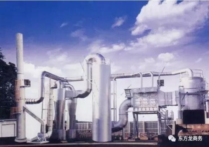 环保设备制造投资选址项目