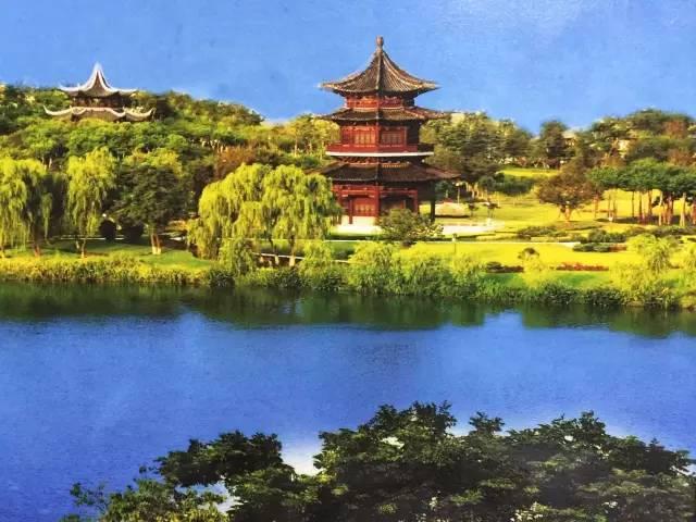 现代休闲度假旅游投资选址项目