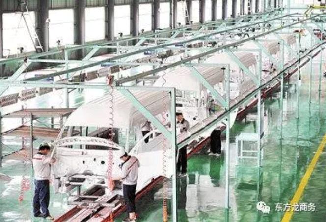 新能源整车组装生产投资选址项目