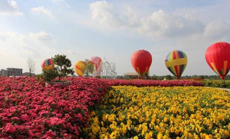 东方龙商务助力热气球投资选址项目落户上海迪士尼度假区,并将于七月中下旬举行该项目的政府对接会