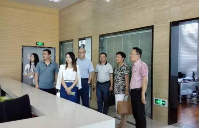 东方龙商务陪同宁波甬嘉恒业集团实地考察全球性跨境电商投资选址项目,推动双方项目合作