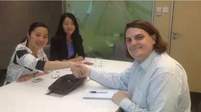 东方龙商务与英国驻沪领事馆建立双向委托招商引资合作机制