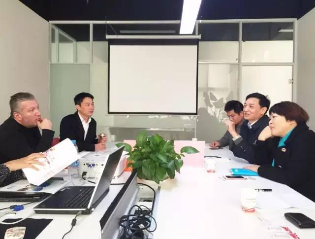 东方龙商务成功举行精密核心零件及汽车涡轮增压投资选址项目的政府对接会