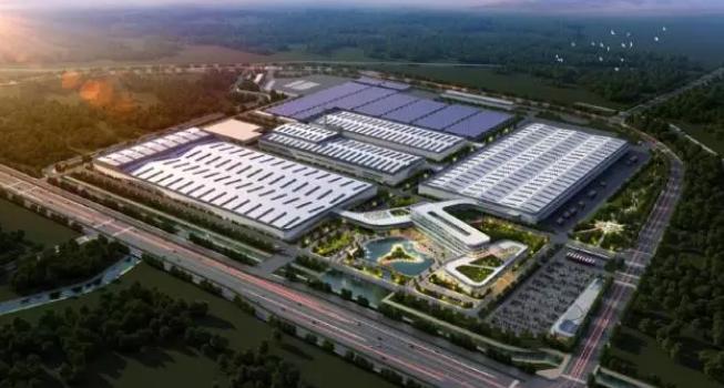 新能源汽车全产业链全国布点投资选址项目