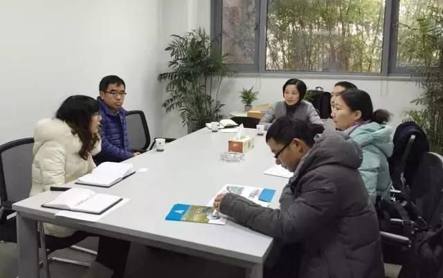 东方龙商务CEO陈谷音陪同四批投资选址项目方针对性考察南京栖霞区
