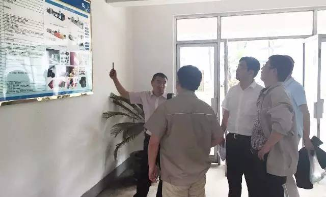 东方龙商务陪同纳米新材料投资选址项目方考察江苏镇江金港产业园