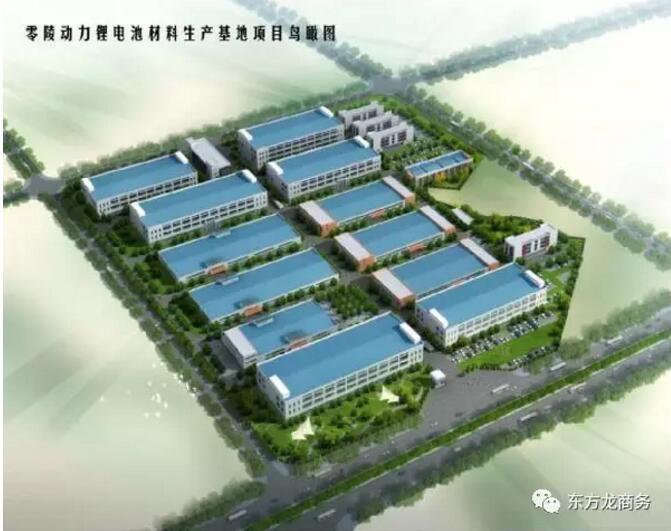 东方龙商务助力湖南永州零陵区委托招商引资