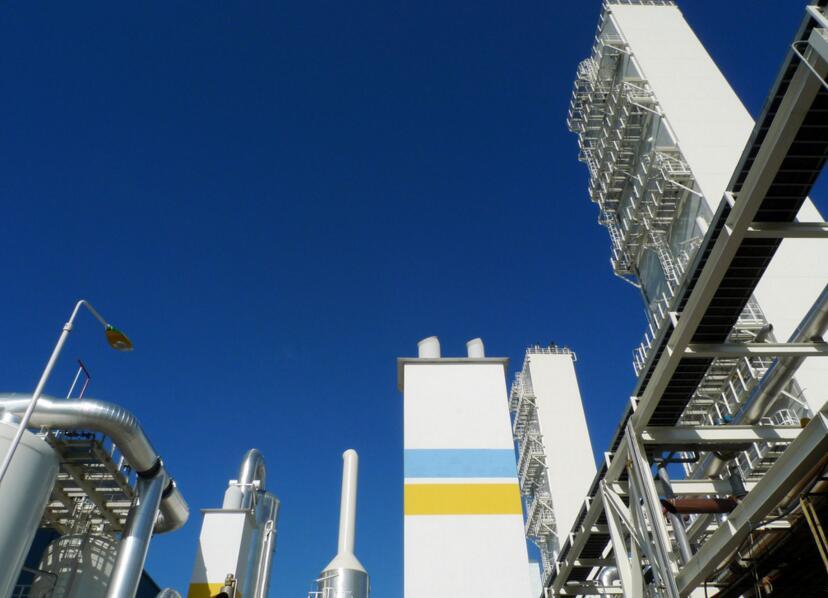 德国工业气体投资选址项目