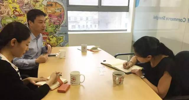 东方龙商务与上海英国商会建立全面合作机制