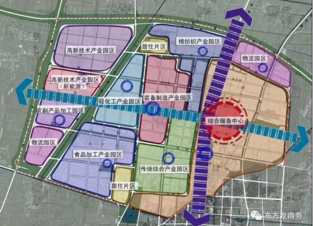 助力山东夏津县经济开发区委托招商引资,招引强链、补链、延链的龙头型、旗舰型项目