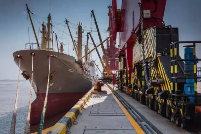 东方龙商务实地考察舟山群岛海洋产业集聚区,深化合作内涵,落实合作协议