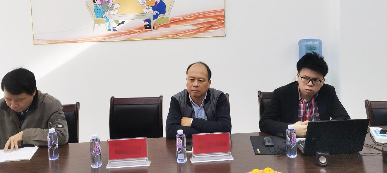 深圳分公司陪同政府园区对接考察高端包装新材料扩建投资选址项目,点对点对接取得显著成效