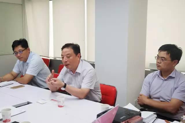 东方龙商务举办汽车零部件投资选址项目对接会,陪同相关园区实地考察项目方