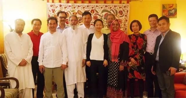 东方龙商务考察巴基斯坦第二大城市——拉合尔,为中国企业探寻合作商机【一】