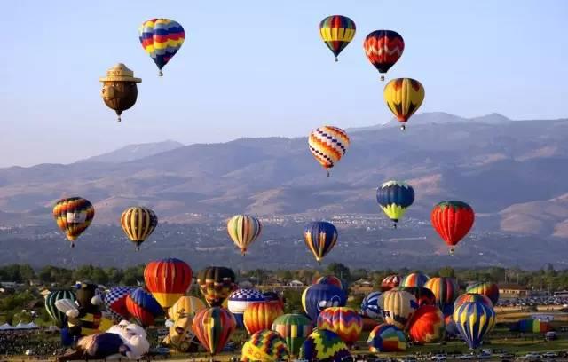 热气球观光及配套服务投资选址项目