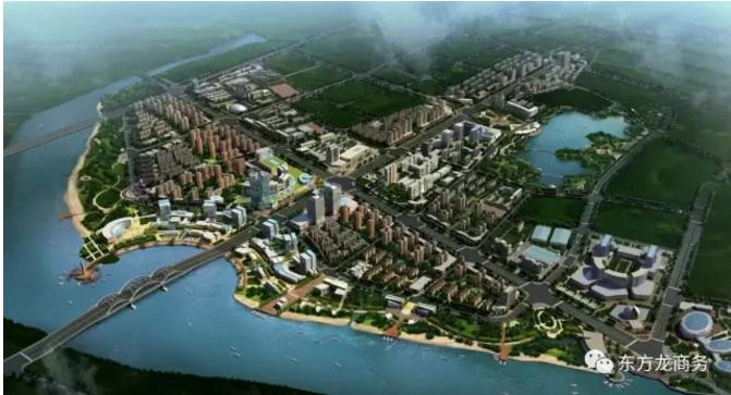 东方龙商务助力湖北省石首市委托招商引资