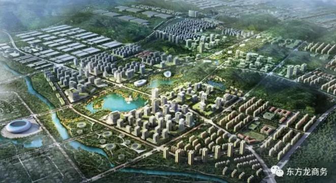 东方龙商务董事长应邀率队前往贵州遵义考察,合作共创优质产业园区