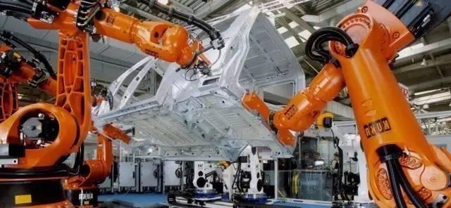 新型工业协作型机器人投资选址项目