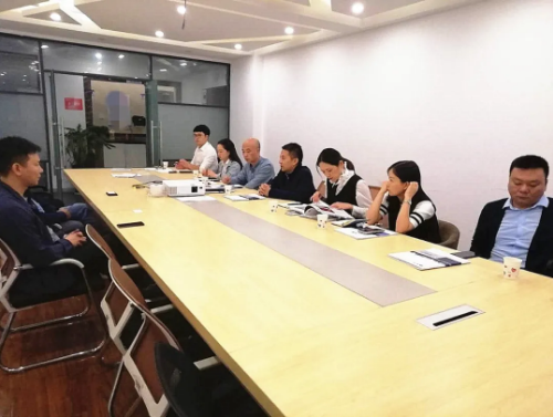 集团成功推进3家高质投资选址企业精准对接地方政府,涉及多个技术领域