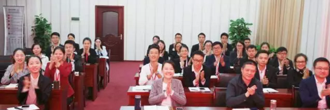 举行投资选址项目评估会,多个项目将于近期在上海总部、深圳分公司与相关政府园区进行对接