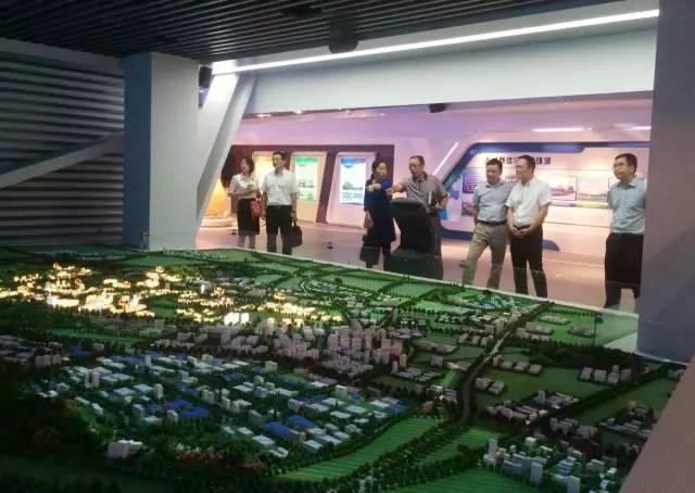 东方龙商务陪同全球性跨境电商投资选址项目方实地考察苏州及南京园区,推进优质项目合作
