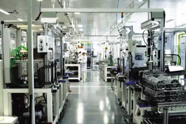 精密核心零件及汽车涡轮增压投资选址项目