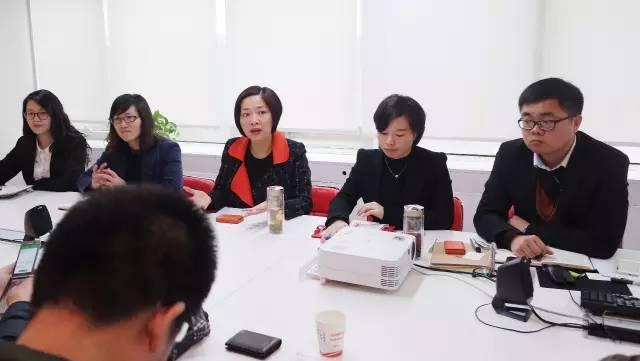 吉林省长春农安县副县长刘生贵带队考察上海东方龙国际商务平台