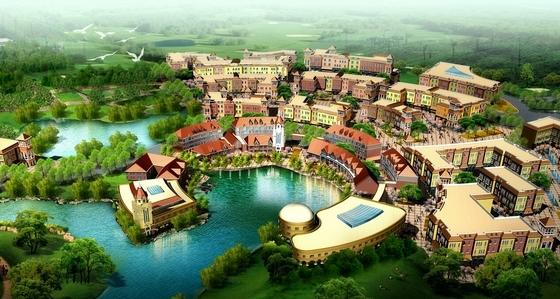 知名上市公司旅游产业投资选址项目