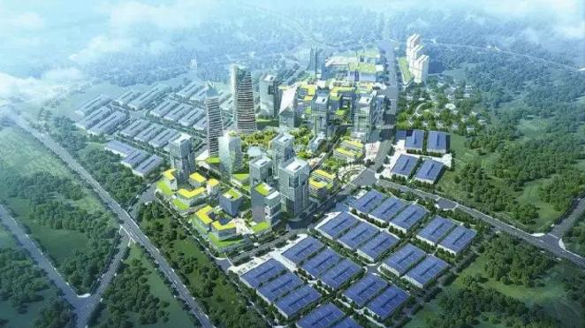 环保设备制造企业投资选址项目
