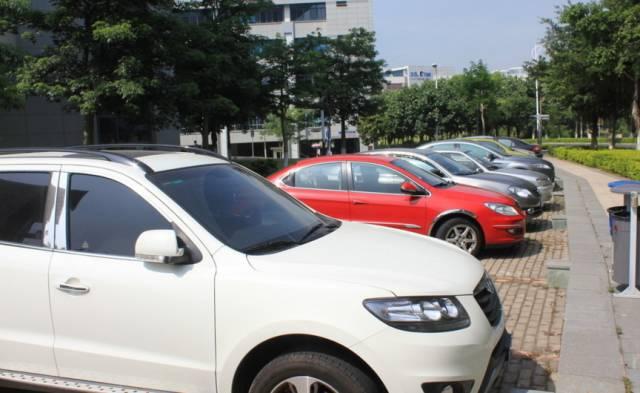 智能停车与充电平台投资选址项目