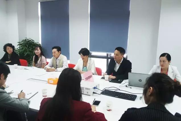 东方龙商务举行汽车自动变速器制造投资选址项目的对接会