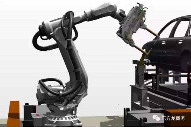 工业机器人全国布点投资选址项目