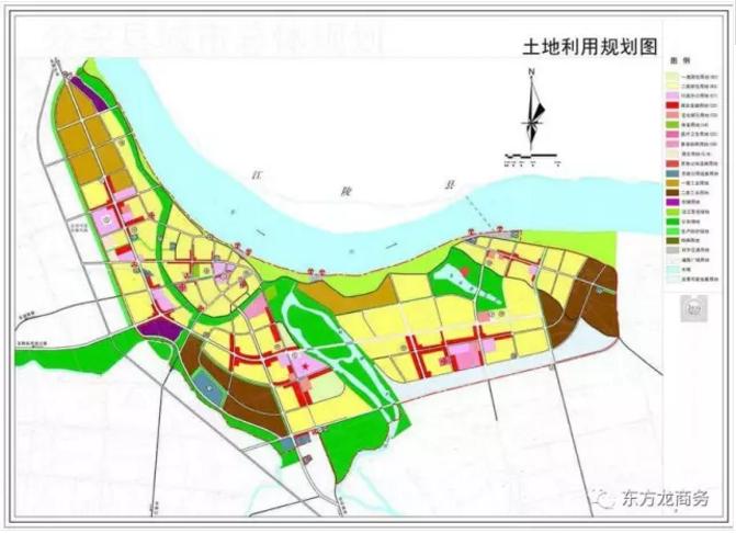 东方龙商务助力湖北公安县委托招商引资