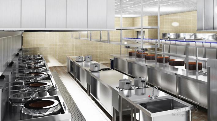 商用厨房生产及配套建设投资选址项目