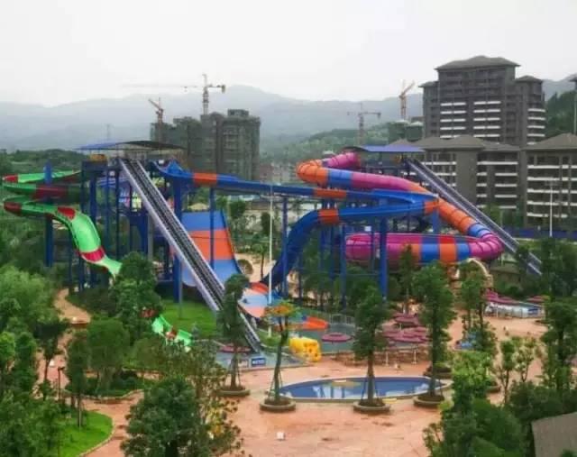上海东方龙商务公司成功举行主题游乐园投资选址项目的政府对接会