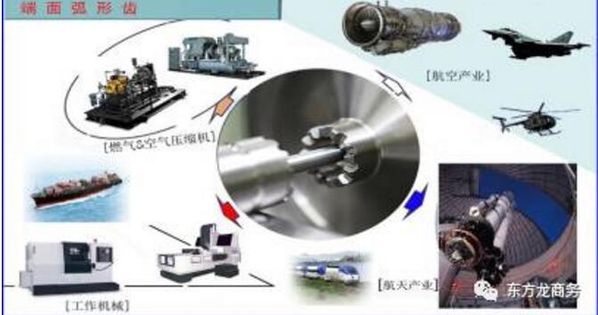 东方龙商务举行精密端面齿轮生产投资选址项目政府对接会