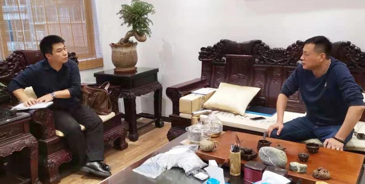 深圳分公司陪同政府园区对接考察消费类电子产品生产投资选址项目,精准对接促进双方合作交流
