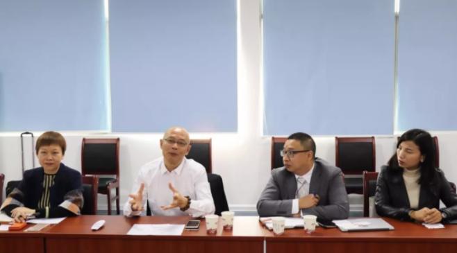 【对接】东方龙商务深圳分公司举行生物制药项目的政府对接会