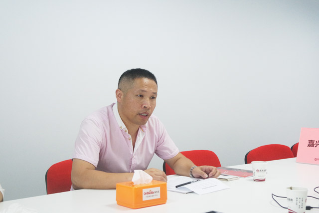 东方龙商务举行输送设备制造投资选址项目的政府对接会