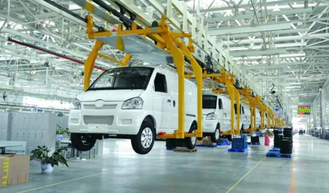 新能源汽车及零部件投资选址项目
