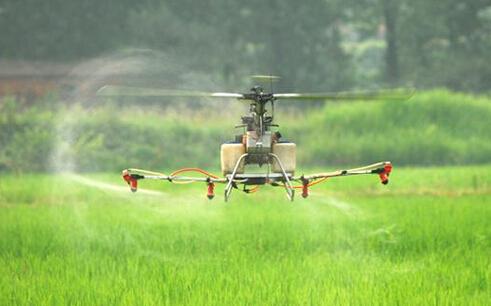 农用无人机投资选址项目