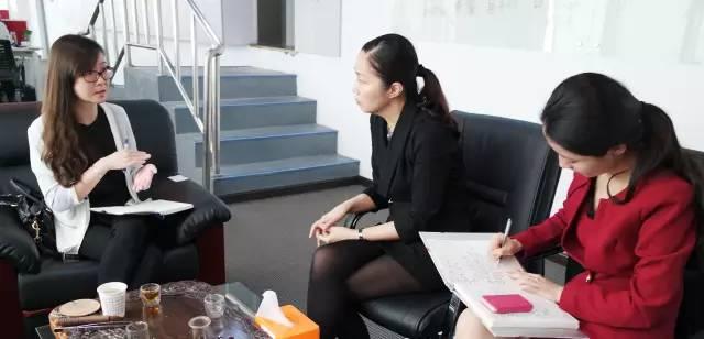 上海美国商会与东方龙商务进一步探讨合作模式及投资选址项目细节