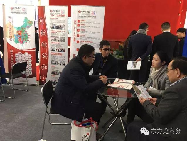 东方龙商务参加2016镇江国际低碳技术产品交易展示会