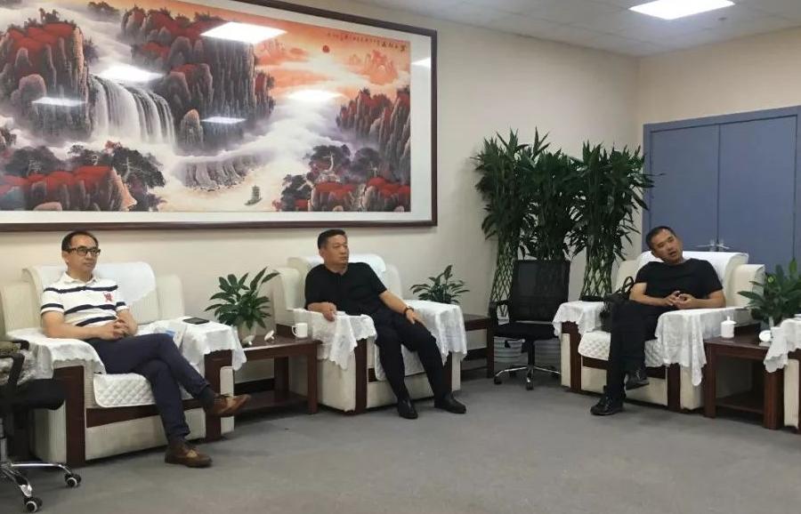 东方龙商务应邀为微山经济开发区作《专业招商新突破》专题培训