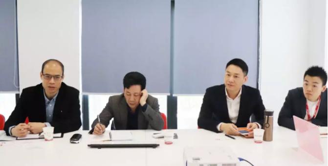 【对接】东方龙商务上海总部举行高能纳米电池项目政府对接会,双方将实地考察推进合作