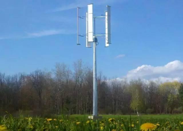 新型风力发电机投资选址项目