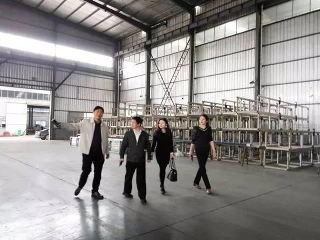 东方龙商务陪同世界500强投资选址项目方先后考察江西省上饶县及鹰潭余江县