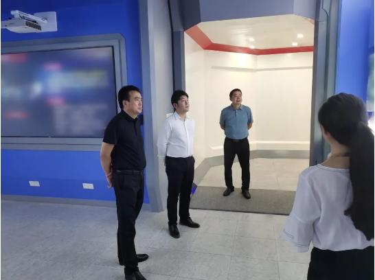 聚焦高科技前沿的实干派!四川地方政府成功对接军民融合安防投资选址项目方