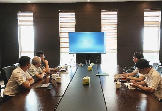 与中科院组建核心研发团队!大型生物医药扩建投资选址项目方成功对接安徽政府