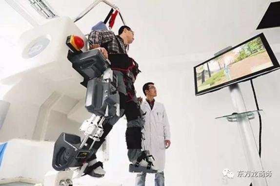 康复治疗机器人投资选址项目